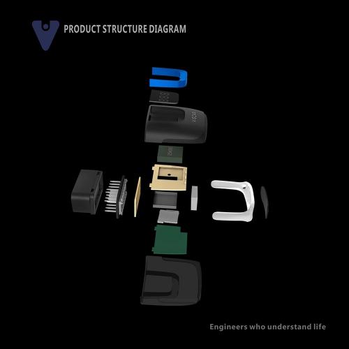 OBD2 адаптер ELM327 Viecar 4 v2.2-6