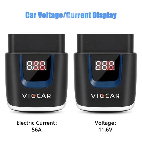 OBD2 адаптер ELM327 Viecar 4 v2.2-9