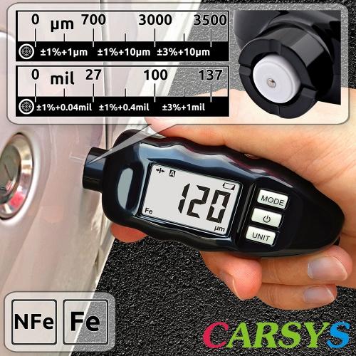 Толщиномер CARSYS DPM-816 PRO (без чехлов)-3