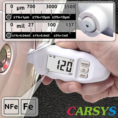 Толщиномер CARSYS DPM-816 PRO (без чехлов)-1
